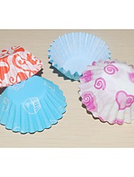 Party Favors & Gifts Cupcake Wrappers 100% virgin pulp Classic Theme Cylinder Non-personalised