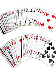 adereços mágicos - colorido do arco-íris de poker