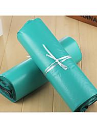 cor expressa saco destrutivas logística de vedação saco do pacote verde