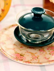 The Porcelain Pot Pad Plate Mat Cup Mat