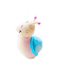 Snail Cute Plush Toys Wedding Dolls Shed