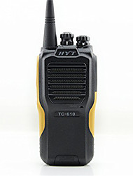 Hytera tc 610 Griff Funk 16 CH 5w protable radio hyt TC-610 wasserdicht Walkie Talkie