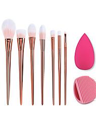 7Contour Brush / Makeup Brushes Set / Blush Brush / Eyeshadow Brush / Lip Brush / Brow
