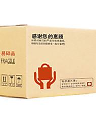 cor amarela, outros materiais, embalagens&envio, 12 #, três camadas caixas de boa qualidade um pacote de vinte e dois