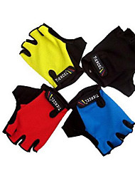 Spring Half-Finger Gloves Fitness Slip Outdoor Climbing Gloves Riding Gloves Wear Motorcycle Racing