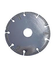 qualité diamant électrolytique a vu des disques de coupe de marbre de pierre de diamant de lame en tranches