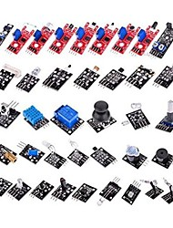 Arduino 36 Piece Sensor Pack(used with the Arduino  platform)