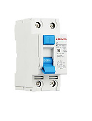 Leakage Circuit Breaker Switch(Breaker Rated Current: 25A)