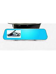 Vorder- und Rückspiegel des Fahrzeugs mit dem Rückspiegel des Fahrzeugs 1080p