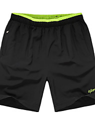 Running Baggy shorts / Crop Men's Breathable / Comfortable Polyester Running Sports Inelastic Loose Outdoor clothing