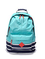New Men/Women Fine Girls Boys Nylon Messenger Bag Backpack
