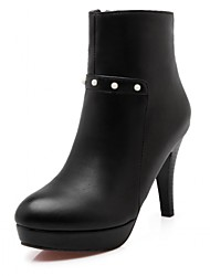 Women's Heels Spring / Fall / WinterHeels / Cowboy / Western Boots / Riding Boots / Fashion Boots / Motorcycle