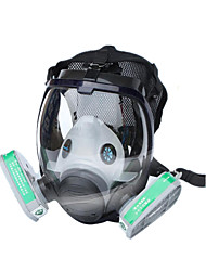 Paint & Dust & Process Gas Masks(Material:Silicone ;)