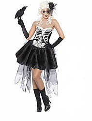 Vampire Costume Halloween Costumes for Women Ghost bride Costumes for Party Dress