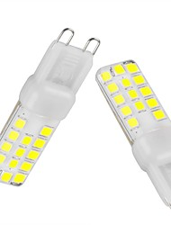 4W G9 Luces LED de Doble Pin T 28 SMD 2835 350-450 lm Blanco Cálido / Blanco Fresco / Blanco Natural Regulable / Decorativa / Impermeable