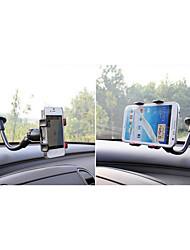 Car Mini Mobile Phone Carrier Car With 360 Degrees Rotation Navigation Frame Car Clip Mobile Phone Holder