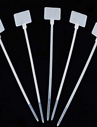 Cable Plastic Cable Ties Label Label Label Label Cable Tie 3 * 100 Tie A Bag Of Five External Standard