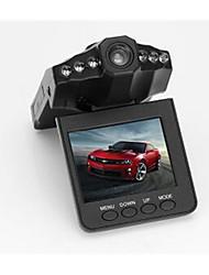 720p магнитофон мониторинг мини-автомобиль ночного видения HD Traffic 360 градусов широкоугольный вождения рекордер
