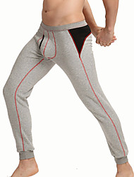 Men's Cotton Long Johns