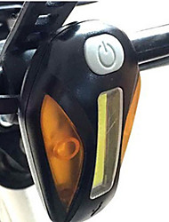 Bike Lights / Front Bike Light / Rear Bike Light - Cycling Easy Carrying / Warning Other 100 Lumens Battery / USB Cycling/Bike-Lights