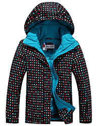 Gsou Snow Ski Clothing Tops Thermal / Warm Lightweight Materials Windproof