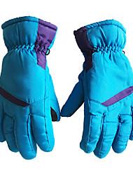 пары полиэстер кончики пальцев запястье lengthpatchwork случайный зима