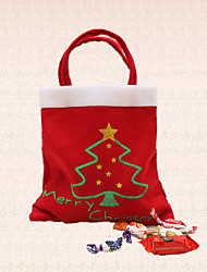 1pc Candy Bag Merry Christmas Tree Decoration for Home Party Supplies New Year
