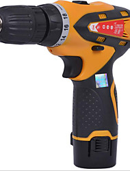 Taman Brand Household 12V Lithium Rechargeable Drill Screwdriver Hand Drill Pistol Multifunction Garden Suite Tmc-12C