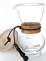 follikulären Typ Hand Kaffeekanne Teekanne
