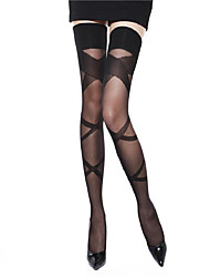 New Fashion Women Sexy Breathable Antiskid Stockings
