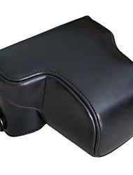 EP5 油皮相机包 Camera Case For Olympus EP5 Mini DSLR Camera(Black/Brown/Coffee)