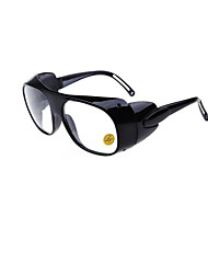 Electric Welding Protective Glasses (Transparent Color,Three Pairs of A Sell)