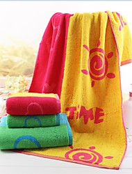 "1 PC Full Cotton Hand Towel 12"" by 27"" Super Soft Not Containing Fluorescent Agent"