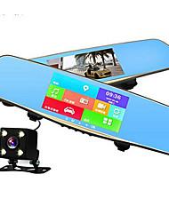 умный голос вождения рекордер с двойным объективом WeChat навигации электронная собака андроид системы