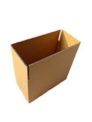 couleur jaune d'autres emballages de matériel&expédition 1 # emballage cartons un pack de six