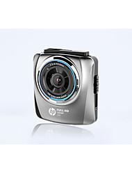 voyager enregistreur de données / grand angle / vision nocturne / 1080p / cycle de vidéo de détection de mouvement /