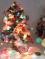 1PC Led Christmas Present interior Decoration Mini Christmas Trees Night Light