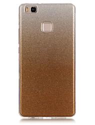 de volta IMD Glitter Brilhante TPU Macio IMD Case Capa Para Huawei Huawei P9 Lite / Huawei P8 Lite / Huawei Y6/Honor 4A / Huawei Honor 4C