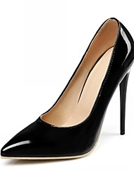 Patent Leather / Leatherette Spring / Summer / Fall Heels / Pointed Toe HeelsWedding / Office & Career / Party