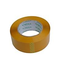 2.5cm de large et 4.5cm d'épaisseur du ruban jaune visqueux ruban jaune (volume 2 a)