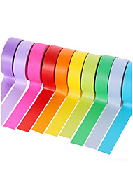 Wedding 10pcs Colorful Masking tape
