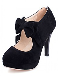 Women's Heels Spring / Summer / Fall / Winter Heels / Basic Pump /