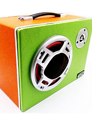 Automotive Supplies 6 Inch Square 12V Car Audio Subwoofer speakers