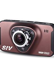 SIV-M7 Driving Recorder HD Dual Lens Night Vision Mini Car Parking Monitoring