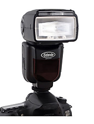 Sidande DF-800 1/8000s Wireless TTL Flash Light Speedlite for  Canon EOS 60D 1000D 1100D 1200D 5D3 5D2 DSLR
