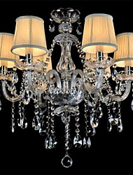 Maximum 40 W Modern/Contemporary / Traditional/Classic / Country / Globe / Drum / Island Crystal / Mini Style Others Glass Chandeliers