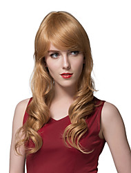 Long Wavy Human Hair Wigs For Women With The Top Quality