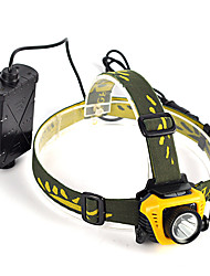Smart Sensor ON/OFF Headlamp By Hand Cree XPG 5W LED Headlight 18650 Batteries Head Flashlight for Work/fishing/hiking