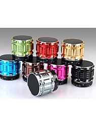 Wireless Subwoofer /  Mini Speaker Cannon / Bluetooth Speakers/ Metal Made