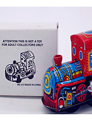 Red Toys On The Chain Clockwork Toy Cars